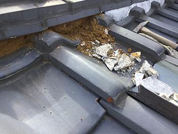 雨漏り補修・修理